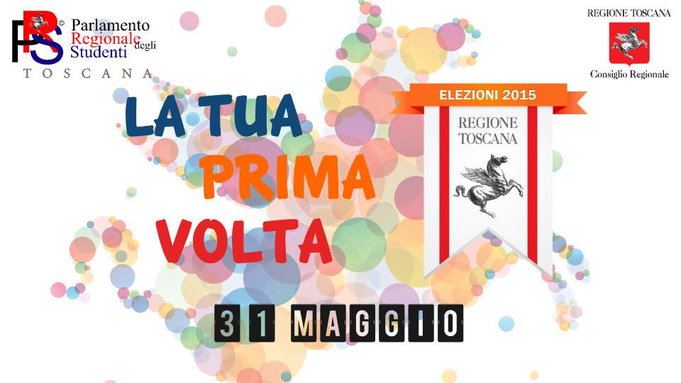 elezioni regionali toscana 2015