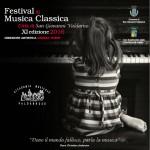 Festival di Musica Classica  Città di San Giovanni Valdarno –  XI^ Edizione