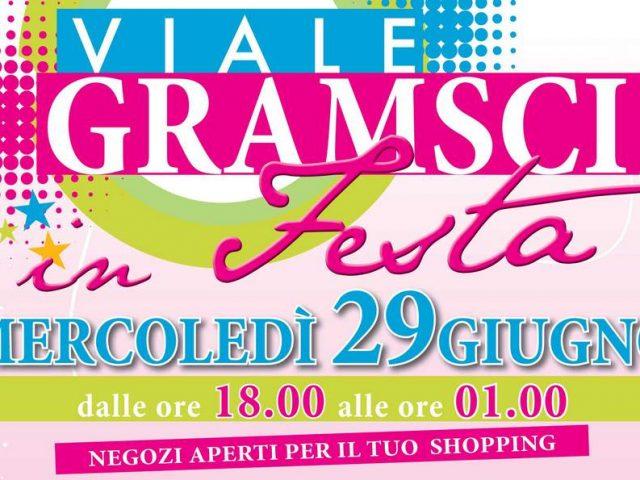 """""""VIALE GRAMSCI IN FESTA"""" – VI edizione"""