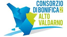 il Consorzio 2 Alto Valdarno al lavoro a San Giovanni Valdarno sul fiume Arno