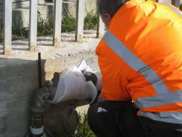 Coda invernale e temperature in calo: attenzione ai contatori dell'acqua