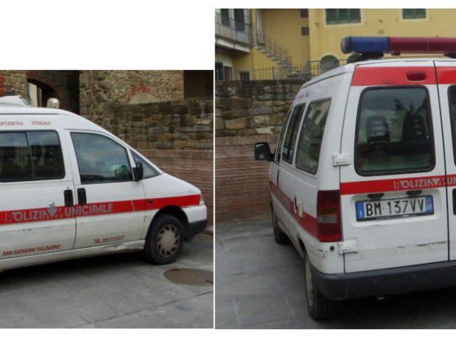 AVVISO VENDITA A TRATTATIVA PRIVATA DI AUTOMEZZI DI PROPRIETA' DEL COMUNE DI S.GIOVANNI VALDARNO