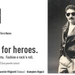 CLUBBING FOR HEROES. DI BRUNO CASINI – SABATO 3 GIUGNO 2017 ORE 17.00  PALAZZO D'ARNOLFO