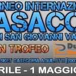 3° TORNEO INTERNAZIONALE DI MINIBASKET MASACCIO CITTÀ DI SAN GIOVANNI VALDARNO