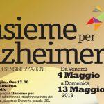 """""""INSIEME PER L'ALZHEIMER"""" CAMPAGNA DI SENSIBILIZZAZIONE"""