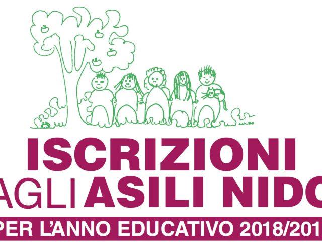 ISCRIZIONI AI SERVIZI EDUCATIVI ALLA PRIMA INFANZIA  PER ANNO EDUCATIVO 2018-2019