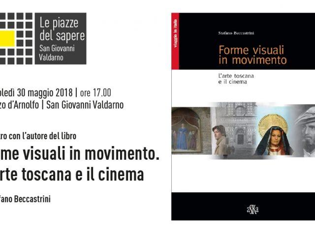 FORME VISUALI IN MOVIMENTO. L'ARTE TOSCANA E IL CINEMA – DI STEFANO BECCASTRINI – MERCOLEDI 30 MAGGIO  2018, ORE 17.00