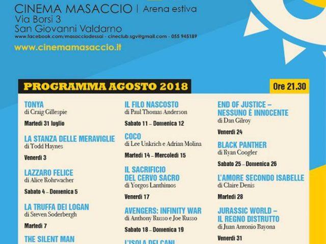 MASACCIO D'ESSAI – ESTERNO NOTTE 11