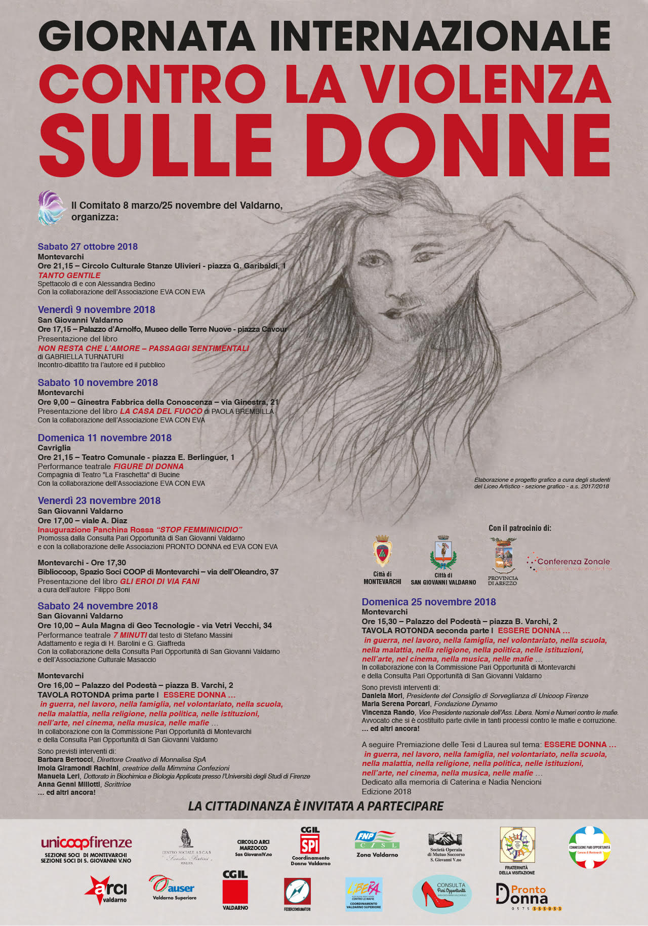 La Giornata Internazionale Donne Sulle Violenza Contro SEHEqw6