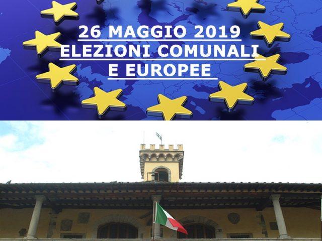 TUTTO SULLE ELEZIONI COMUNALI E EUROPEE 2019