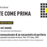 1968 NIENTE COME PRIMA – 8 APRILE 2019 | ORE 17.30 – PALAZZO D'ARNOLFO