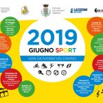 GIUGNO SPORT – 29 MAGGIO / 4 GIUGNO 2019