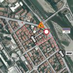 MODIFICA PERCORSO BUS DI LINEA IN INGRESSO SU VIALE GRAMSCI