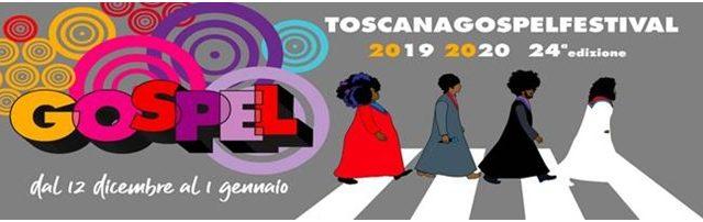 XXIV Edizione del Toscana Gospel Festival – CONCERTO A SAN GIOVANNI V.no IL 12 DICEMBRE