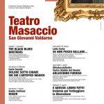 TEATRO MASACCIO – STAGIONE TEATRALE 2020