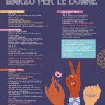 """INIZIATIVE SOSPESE: """"Marzo per le Donne"""" un mese di eventi dedicato alla Giornata Internazionale della Donna"""