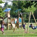 Fase Due, lunedì 22 giugno riaprono parchi e aree gioco a San Giovanni Valdarno; sanificazione periodica a cura dei volontari della protezione civile della Misericordia di San Giovanni Valdarno