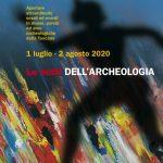 Notti dell'archeologia 2020: il 1° luglio una conferenza per parlare di emergenze in età medievale e rinascimentale