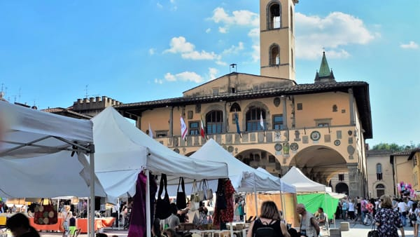 Da sabato 25 Luglio il mercato settimanale di San Giovanni Valdarno torna in Centro Storico