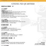 """""""La nostra Memoria Inquieta"""" – Cinema nei quartieri"""