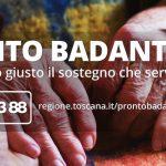PRONTO BADANTE – Servizio di Regione Toscana rivolto alle persone anziane