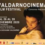 ValdarnoCinema FilmFestival: 71° Concorso Nazionale e 38a edizione. In streaming nella piattaforma virtuale di MYmovies dal 26 al 28 Novembre 2020. Premio Marzocco 2020 al regista Paolo Benvenuti