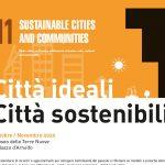 """""""Città ideali, città sostenibili"""", venerdì 20 novembre il terzo appuntamento del ciclo di incontri e conversazioni sul futuro delle città"""