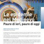 """Museo delle Terre Nuove, domani, sabato 28 novembre, l'appuntamento""""Le epidemie nel Medioevo, paure di ieri, paure di oggi""""con Chiara Frugoni"""