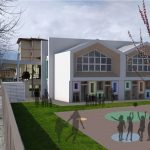 """Scuola di Doccio, oggi parte la seconda fase dell'intervento di ampliamento. Il Sindaco Vadi e l'Assessore Pellegrini: """"Per l'anno scolastico 2021/2022 il quartiere Oltrarno avrà uno spazio scolastico moderno"""""""