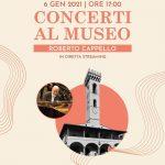 Musica; Accademia Musicale Valdarnese e Comune SGV: mercoledì 6 gennaio il recital del Maestro Roberto Cappello in diretta streaming