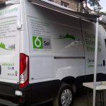 Al via la stazione ecologica itinerante nel quartiere Oltrarno