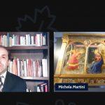 L'annunciazione del Beato Angelico fra webinar nazionali e i preparativi del Capodanno Toscano